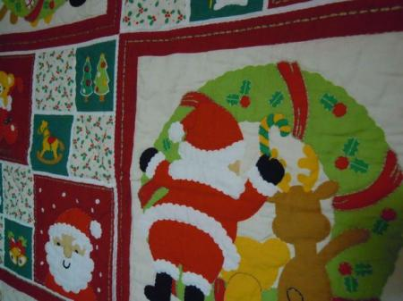 クリスマスタペストリー2