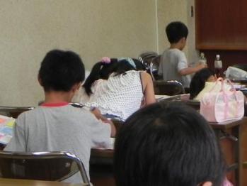 出張!どこでも美術教室in香南コミュニティーセンター パート2