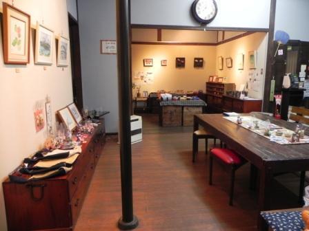 秋寅の館チャリティー展2012