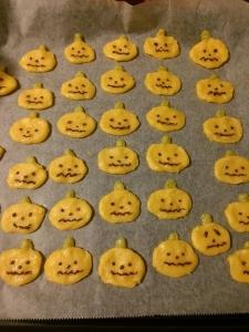 ハロィンクッキー