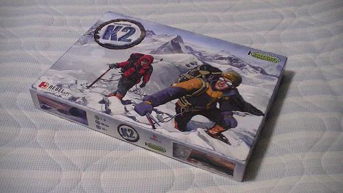 K2 外箱