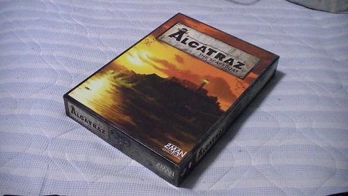 アルカトラズ 外箱