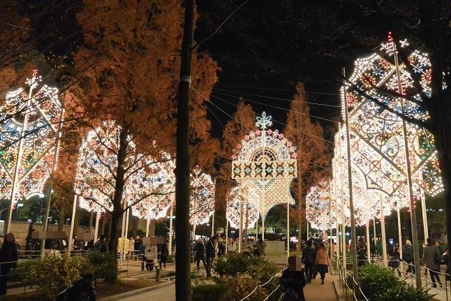2014 神戸ルミナリエ (13)