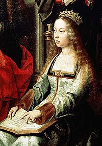 イザベル女王