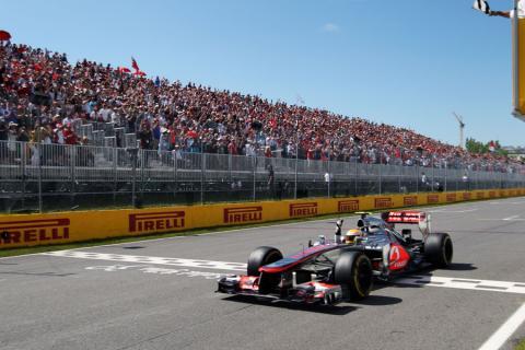 F1 2012 カナダGP