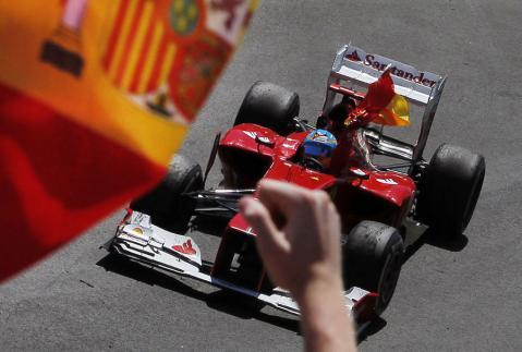 F1 2012 ヨーロッパGP