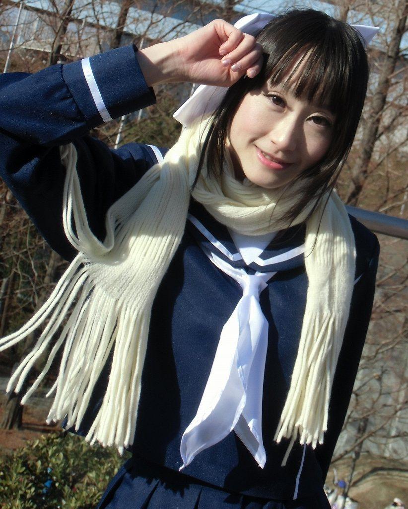 ラブプラス 高嶺愛花 冬服 コスプレ コミケ C83 2