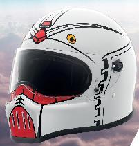 ガンダムヘルメット