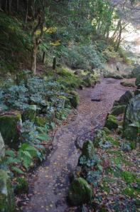 龍蔵寺庭園