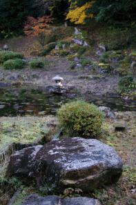 善生寺庭園