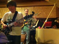 2012.7.31難波ライブ3
