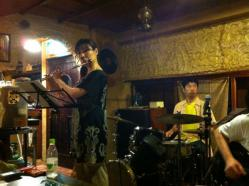 2012.7.31難波ライブ2