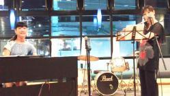 2012.8.4西院ミュージックフェスティバルatカフェドルチェ7