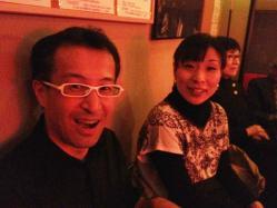 2012.11.3おくやんカルテットat Candy7