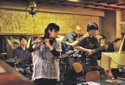 2012.11.5 小島さんカルテットat難波7