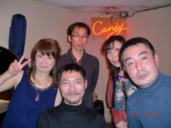2012.11.15サコちゃんライブat CANDY46