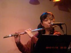 2012.11.15サコちゃんライブat CANDY1