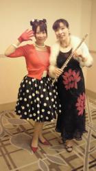 2012年12月1日並木会にて池内さんバンドatブライトンホテル1
