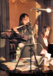 2012年12月9日ボサノバセッション16