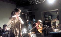 2012年12月9日ボサノバセッション6