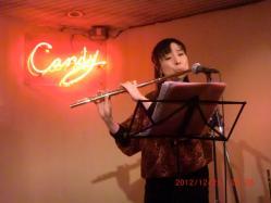 2012年12月21日at CandyフィリップさんとDuo24