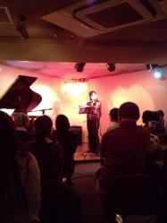 2012年12月21日at Candyフィリップさんとデュオby高木さん2