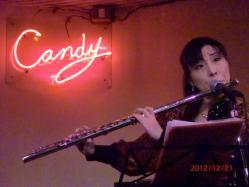 2012年12月21日at CandyフィリップさんとDuo1
