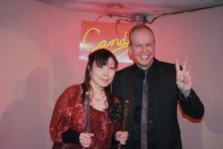 2012年12月21日at Candyフィリップさんとデュオby大橋さん1