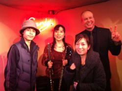 2012年12月21日at Candyフィリップさんとデュオby円ちゃん1