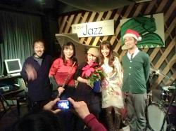 2012年12月25日atルクラブジャズ8