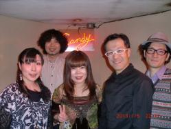 2013年1月5日サムロマat Candy9