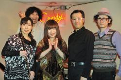 2013年1月5日サムロマat Candy8