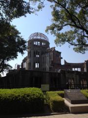 原爆ドーム2012