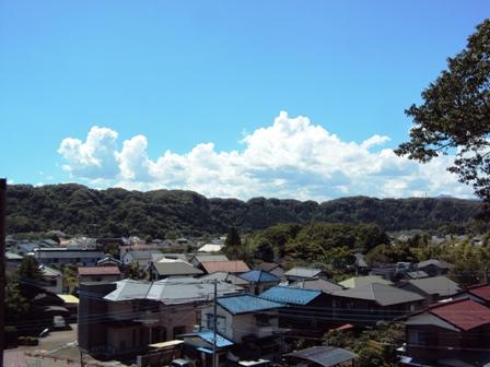 羽村の景色
