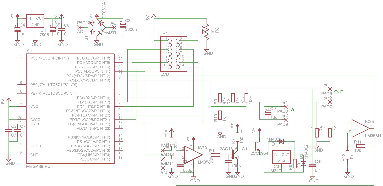電源装置_回路図