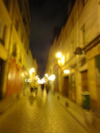 バスティーユの町並み!