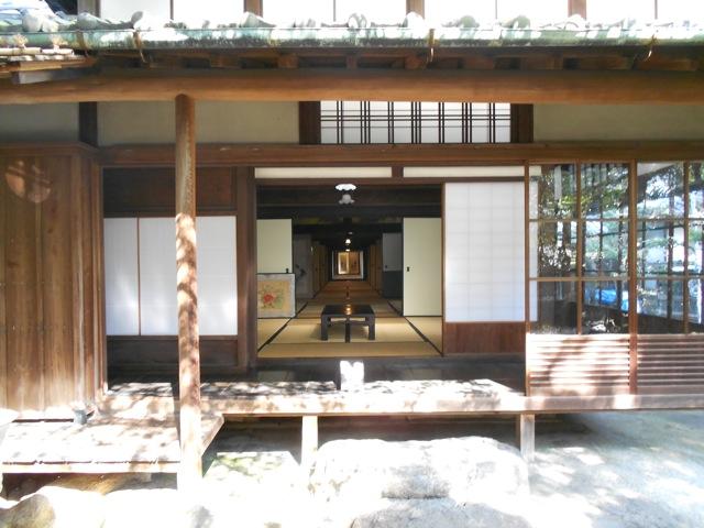 野崎邸中座敷