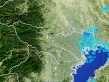 2013 11 2 東京の雨雲の様子