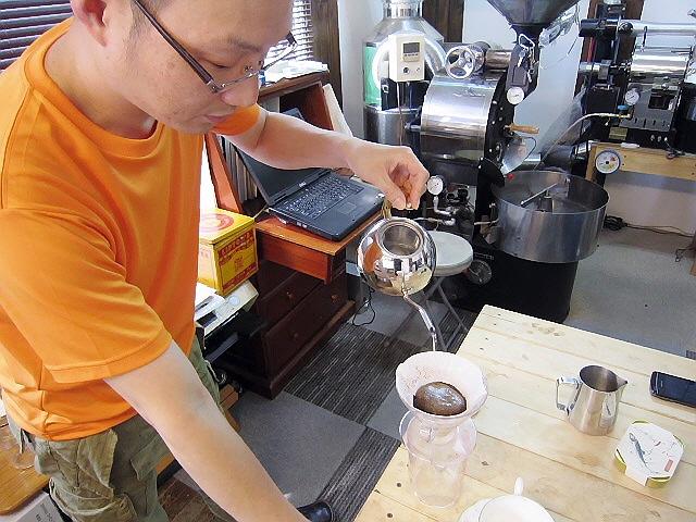 近所の『豆匠』でおいしいコーヒーをいただく。お気に入りデザート&カフェシリーズVol.2