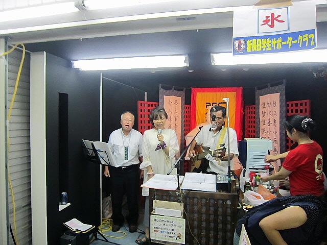 丸五アジア横丁ナイト屋台(8/17)に行ってきました。(^^)v