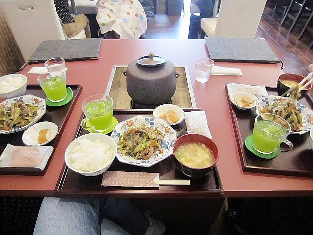 日本茶カフェ彩茶のおうちごはん@大正筋商店街(^o^)丿