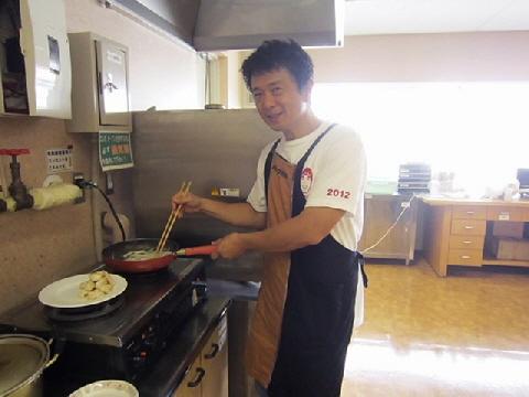 2012.9.16『まんまるパンとグリーンカレー』by神戸料理サークル!(^^)!