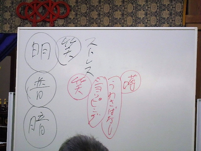 2012.10.14ワンちゃんパラフェス@六間道商店街と大村崑さん♪