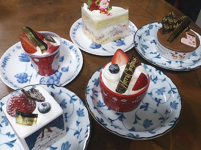 レーブドシェフ@新長田大丸のケーキ(^^♪