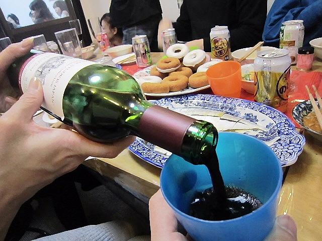 2012.12.29ピーボ國本さん宅ホームパーティ☆楽しかった~(^o^)丿