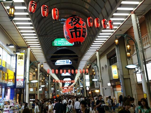 7月23日(火)『2013元町夜市』に行ってきました♪