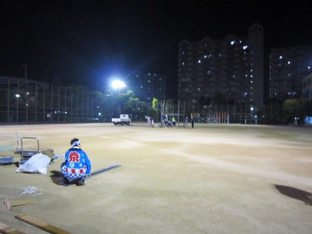 7月26日(金)は毎年恒例の地元の盆踊りでしたヽ(^o^)丿