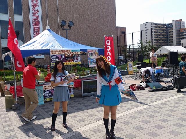 『ぽっぷカルチャーフェスティバル2nd@新長田』を見てきた♪
