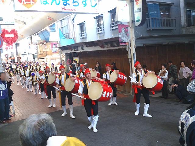 2013.10.20『新長田琉球祭』に行ってきました(^^♪