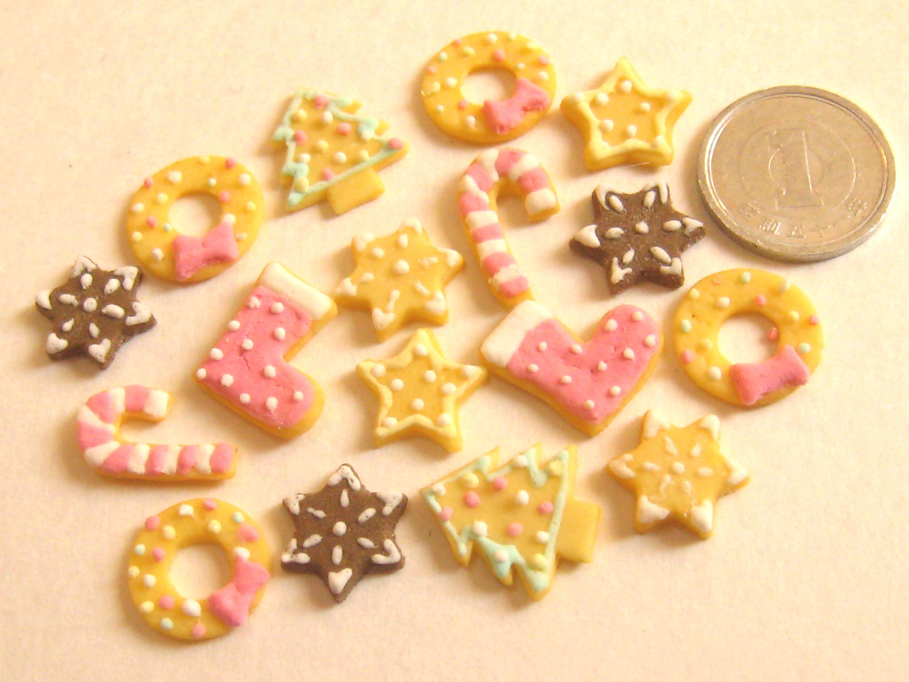 クリスマスクッキー12012